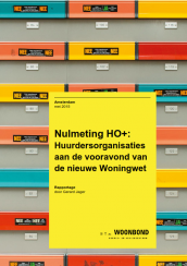 Cover Rapportage nulmeting HOplus