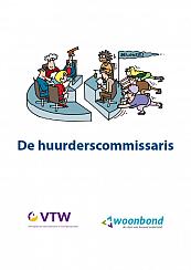 De Huurderscommissaris (omslag)