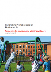 Cover Handreiking Prestatieafspaken