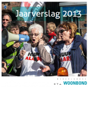Cover jaarverslag 2013
