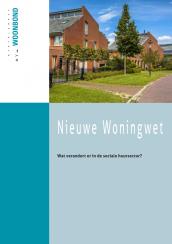Cover gratis ledenbrochure Woningwet 2015