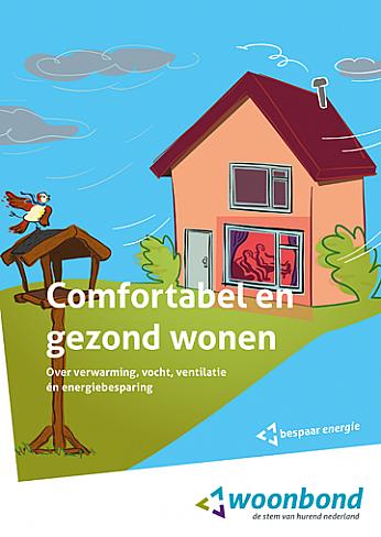 Boekje Comfortabel en gezond wonen (Woonbond, 2017)