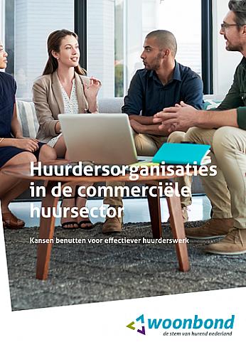 Huurdersorganisaties in de commerciële sector (omslag)