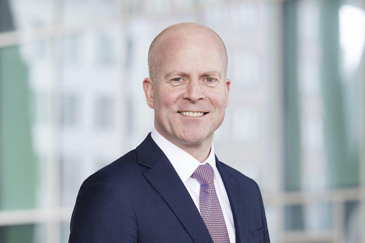 Portret minister Knops