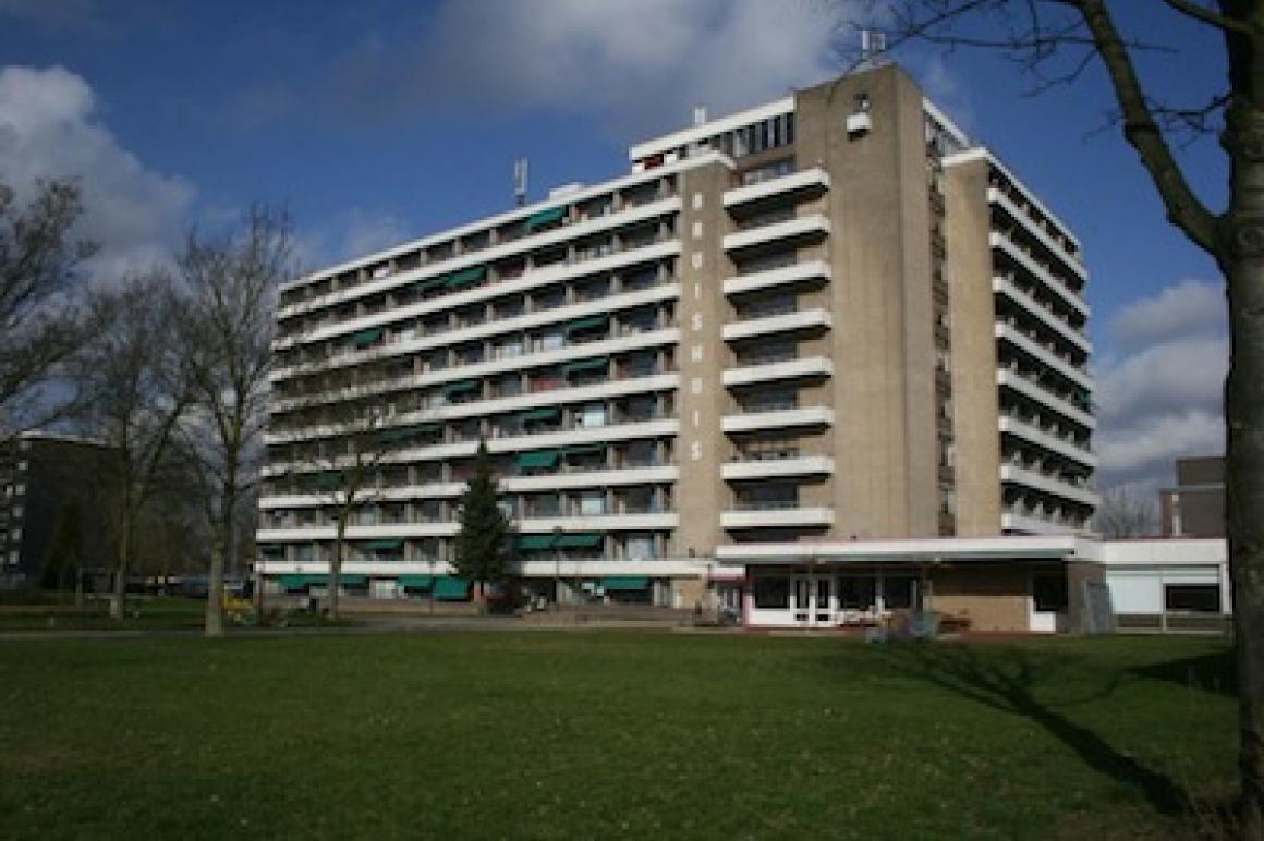 Bruishuis in Arnhem