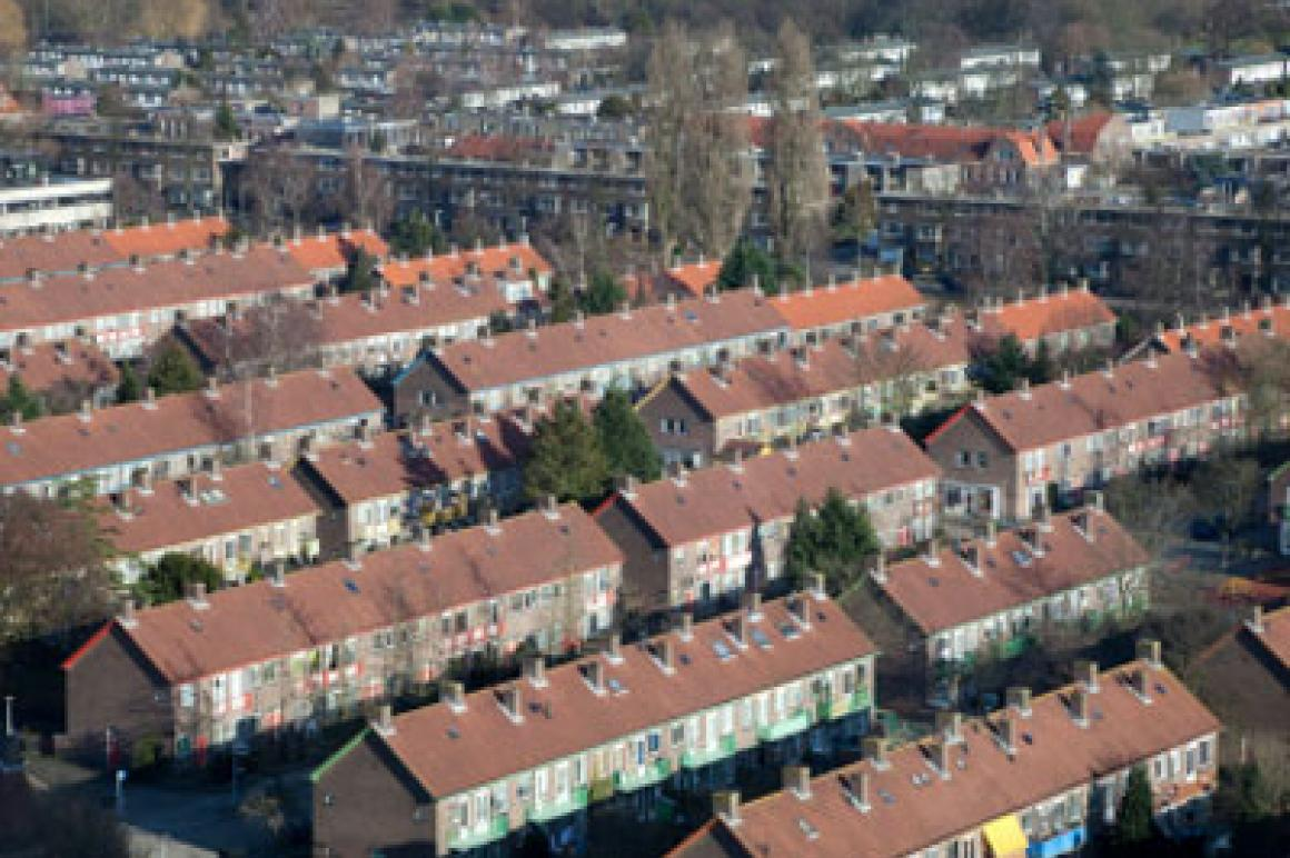 Amsterdamse huizen