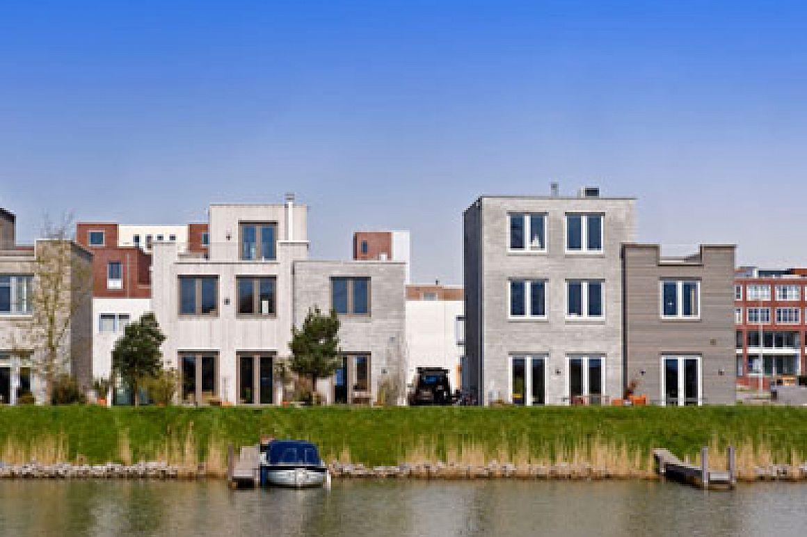 Woningen in Amsterdam IJburg
