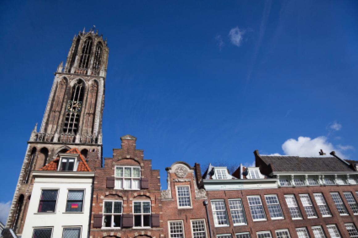 Binnenstad Utrecht