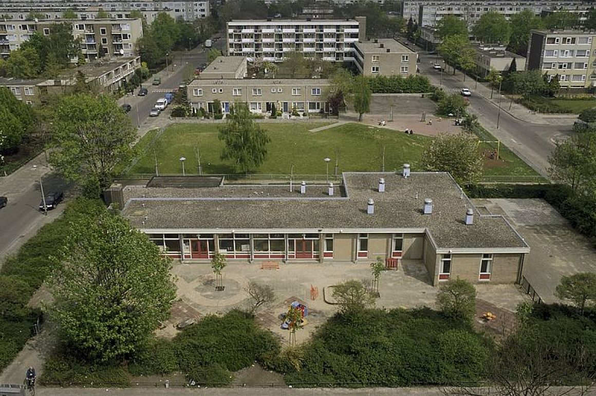 Kanaleneiland Utrecht 2002