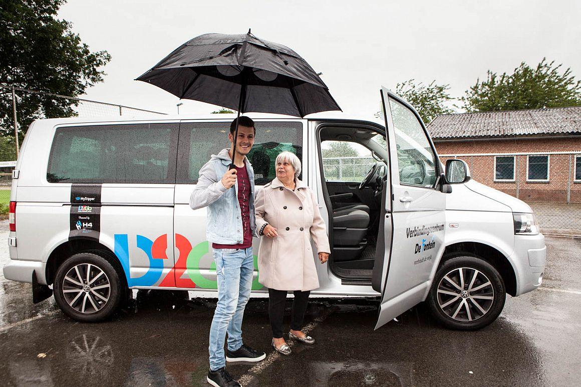 Vrijwilliger en deelnemer aan bewonersactiviteiten van Wij(k) voor Elkaar, Deventer