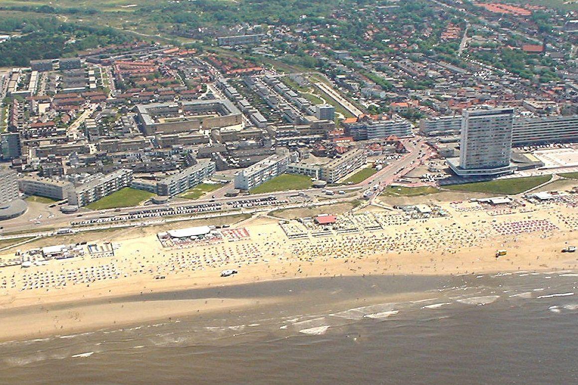 Zandvoort strand