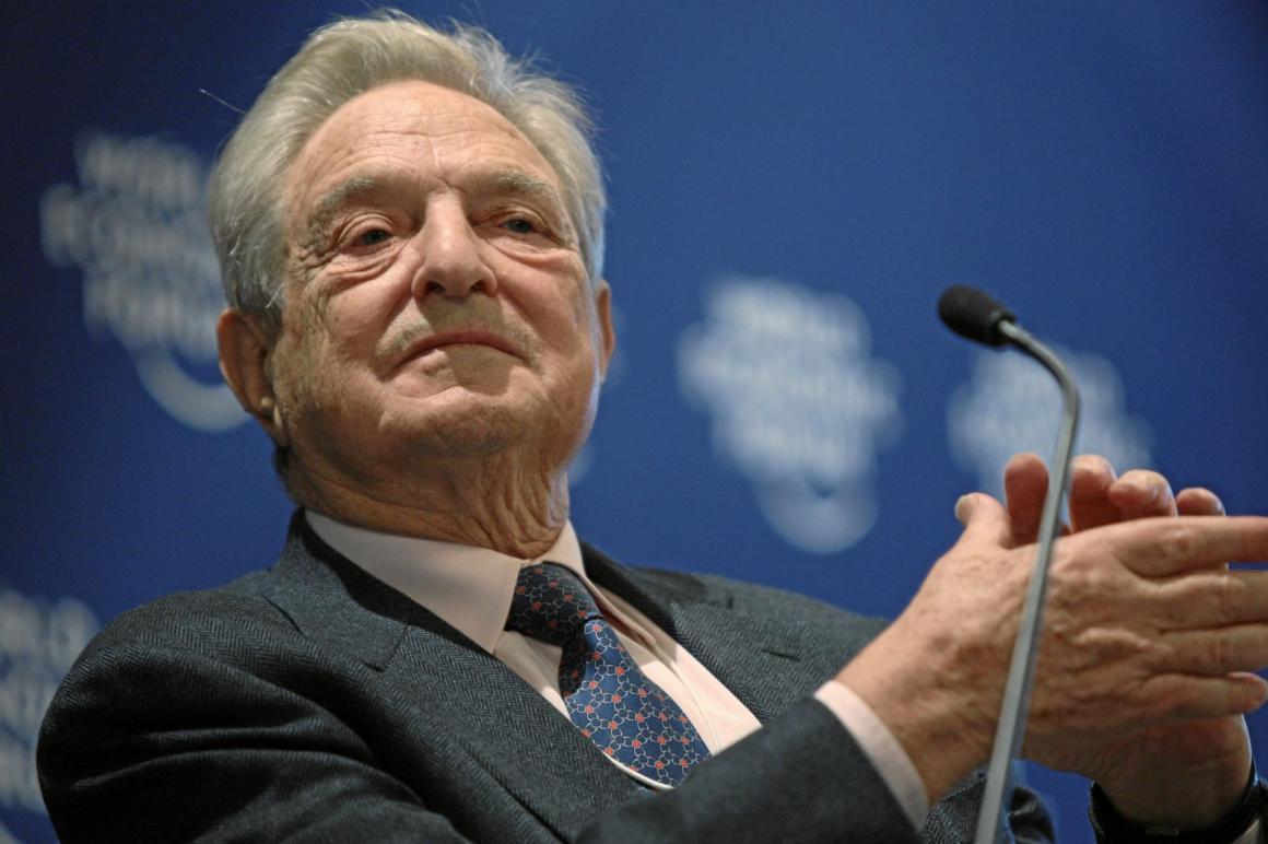 George Soros Davos 2010