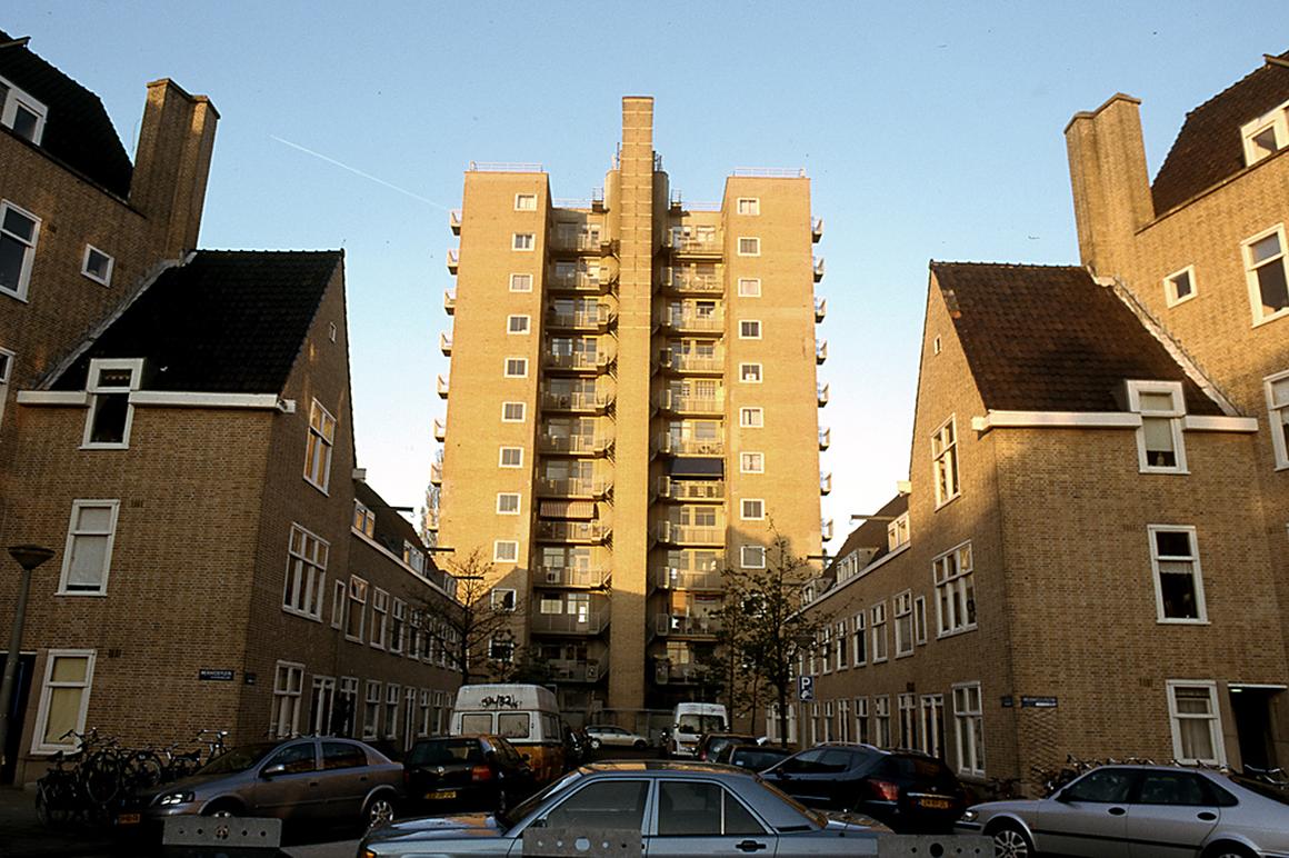 Hilwiscomplex Amsterdam