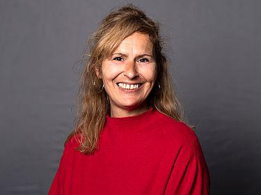 Debbie van Amerongen, verenigingssecretariaat Woonbond