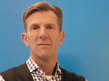 Fred Versluis, hoofd Administratie & Automatisering