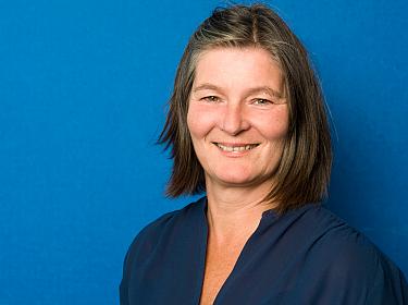 Gisèle Holdert, opleider/trainer Woonbond Kennis- en Adviescentrum
