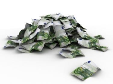 Berg eurobiljetten