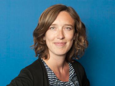 Simone Ketelaars, campagnemedewerker Bespaar energie met de Woonbond