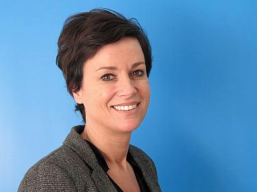 Karin van der Westen, secretaresse regio Zuid