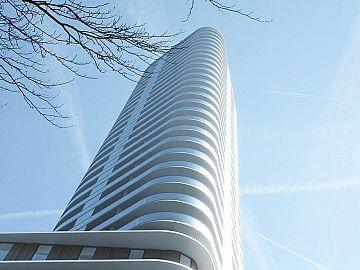 Amstel Tower, een Vesteda complex in Amsterdam