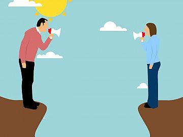 Ouders in scheiding