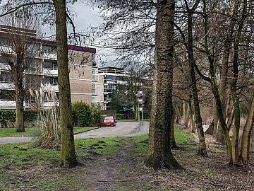 Woningen aan het Parnassiaveld