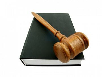 wetboek en hamer