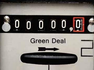 Green Deal - 0 op de meter