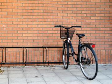 Fiets parkeren