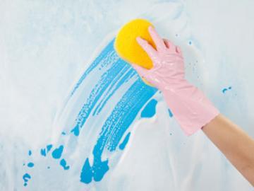 Raam schoonmaken