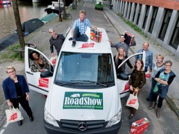 Roadshow Energiebesparing