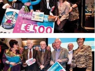 Winaars beste huurdersorganisatie / bewonerscommissie 2010