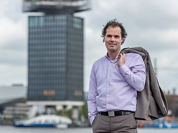 Laurens Ivens wethouder Wonen Amsterdam