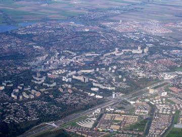 Zoetermeer_luchtfoto