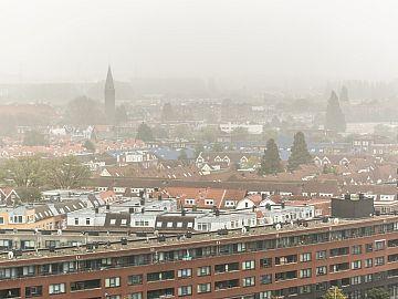 Uitzicht op Rotterdam-Zuid