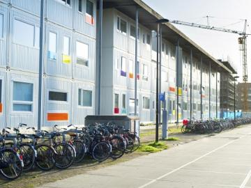 Studentenwoningen in Amsterdam
