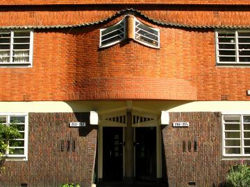 Het Schip Amsterdam (amsterdamse School)