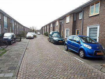 Marijkestraat in Goes